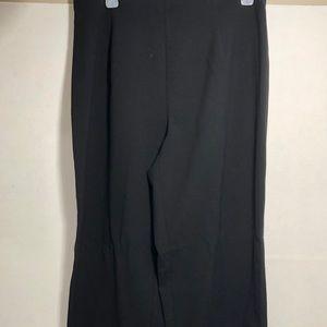 Laura Scott stretch womens black dress pants-Sz 14